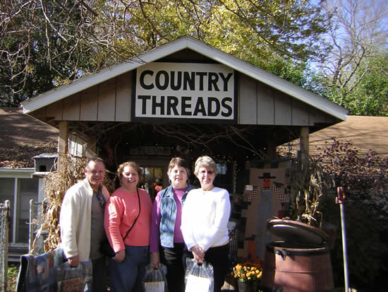Country Threads, Garner, Iowa
